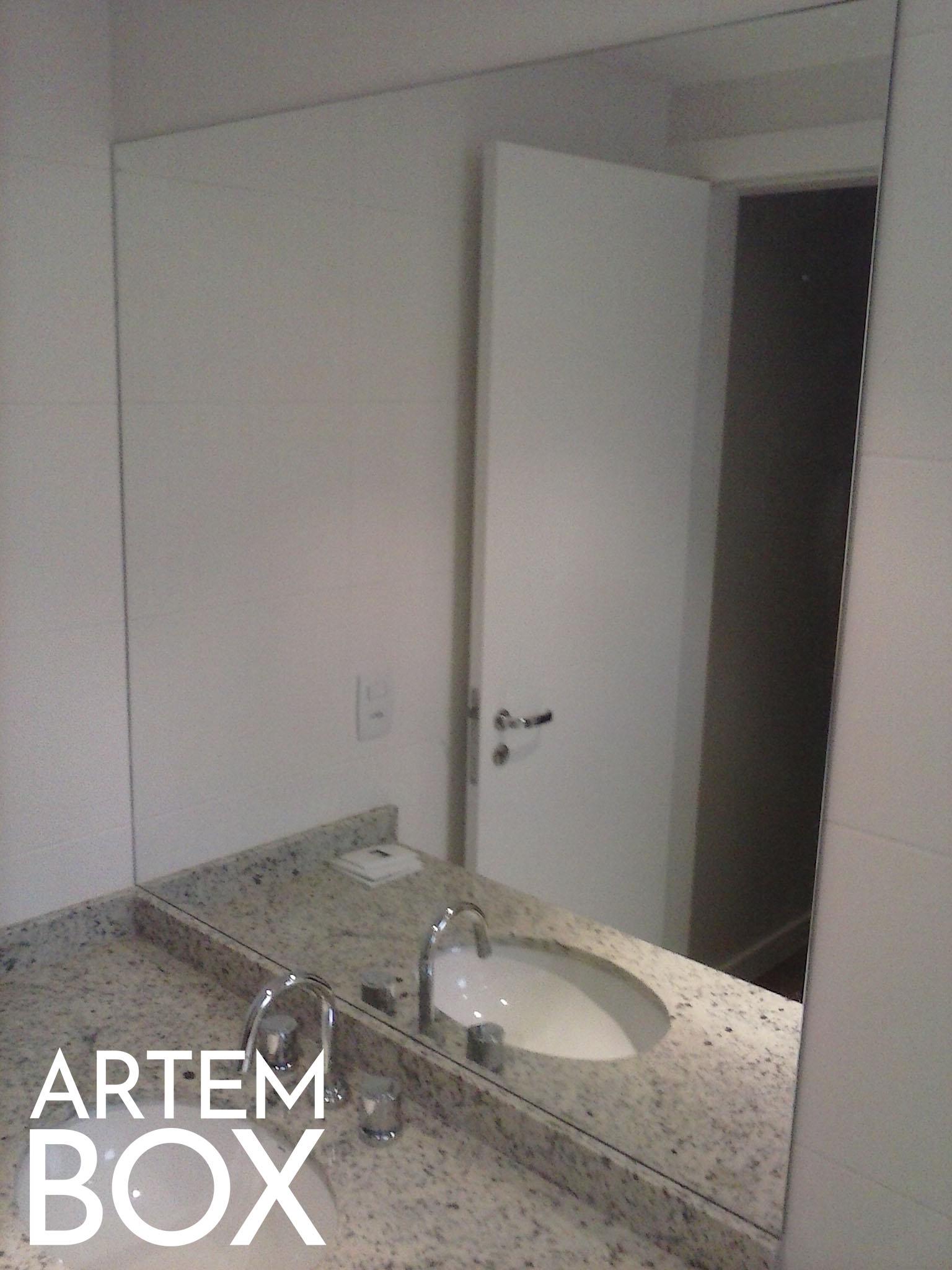 Espelho Lapidado Artembox